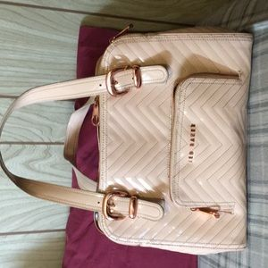 Cute Ted Baker quilted handbag